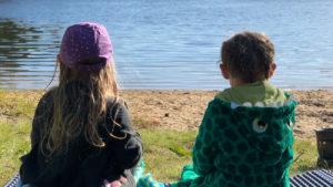 I Kragerø er det mange flotte badeplasser, både langs kysten, i skjærgården og også ved ferskvann.