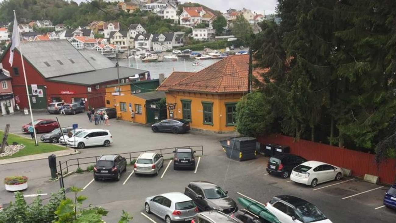 Kragerø Parkering
